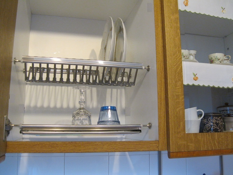 Draining Board For Cabinet   Dish Rack Made Of Stainless Steel AISI304,  Thickness 18/10 Choose Size