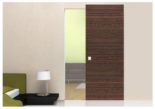 Sistemi ammortizzati per porta scorrevole in legno - Formenti Store