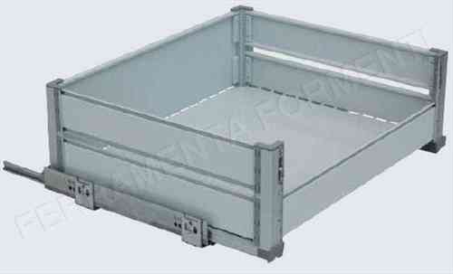 Pull-out hight pan drawer GF314 - SELECT SIZE