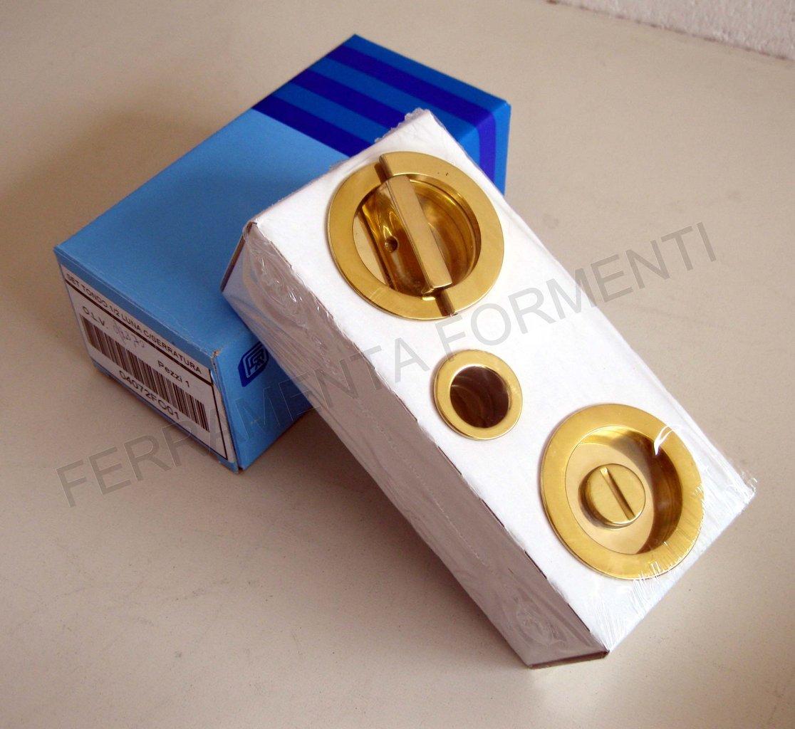 maniglie porta scorrevole oro serratura sliding door