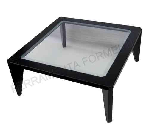 Tavoli e tavolini in vetro e legno salotto - Formenti Store