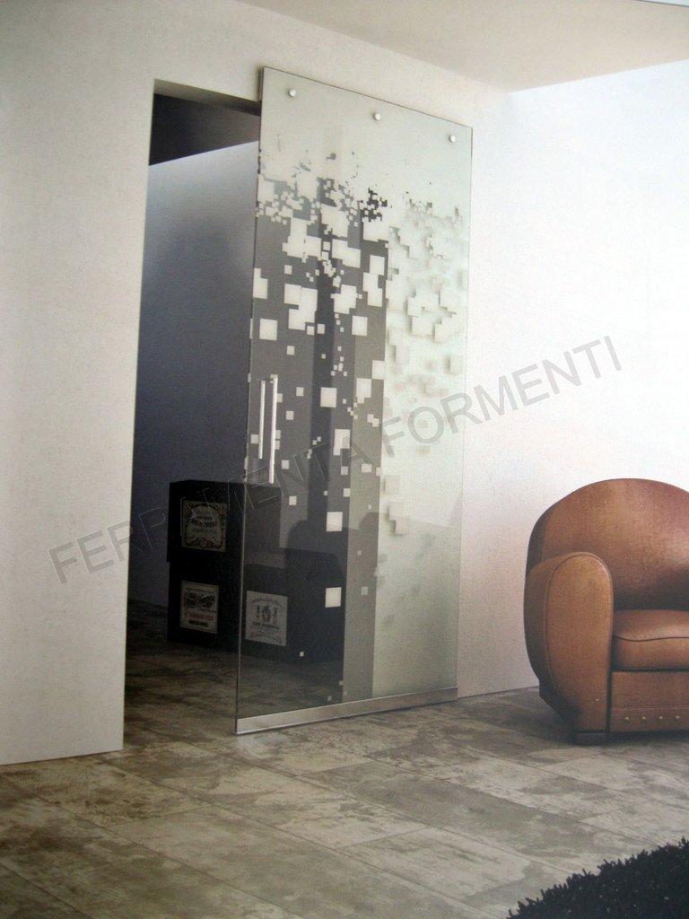 Terno Scorrevoli Magic 1100 Vb 10 Invisible System For
