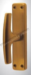 Maniglia per finestra alluminio bronzo ghidini martellina - Maniglie per finestre in legno ...
