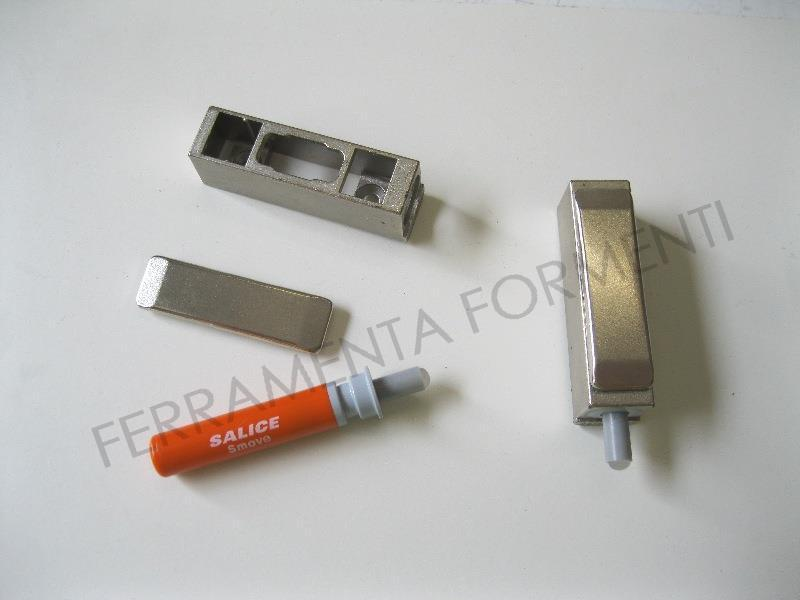 D005SNG Salice Smove With Metal Fixing Plate Damper, Soft Closer For Cabinet,  Cupboard