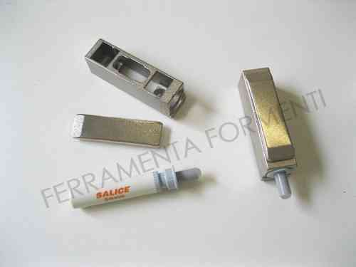 D006SNG Salice Smove with metal fixing plate damper, soft closer for cabinet, cupboard