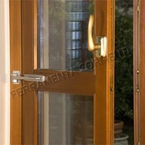 Ferma porta freno blocca finestra caspim 8001 in plastica - Ferma finestra ikea ...