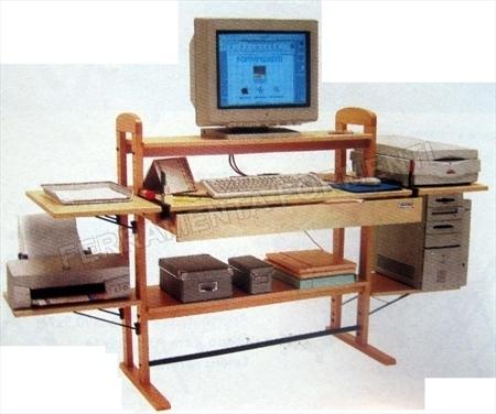 Mobili Porta Computer Prezzo.1000 Mhz Naturale Foppapedretti Porta Computer Pc Scrivania In