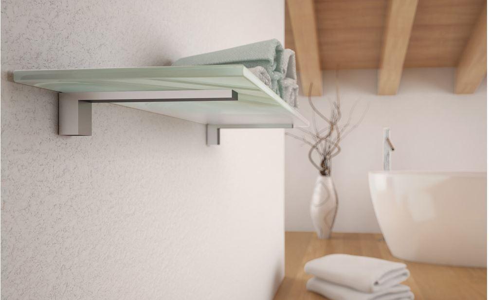 Reggimensola per vetro e legno Mital RM30
