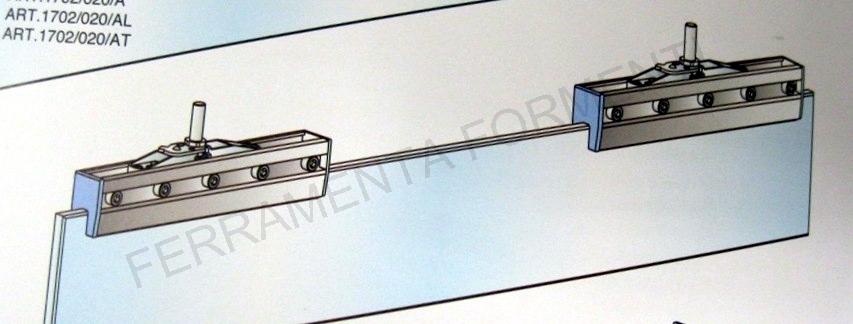 TERNO SCORREVOLI Vetro 40 - binario ed accessori per porta in ...