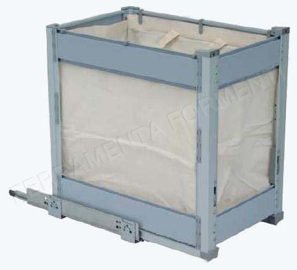 Pull-out laundry basket unit - GF3304B50 GASPERIN