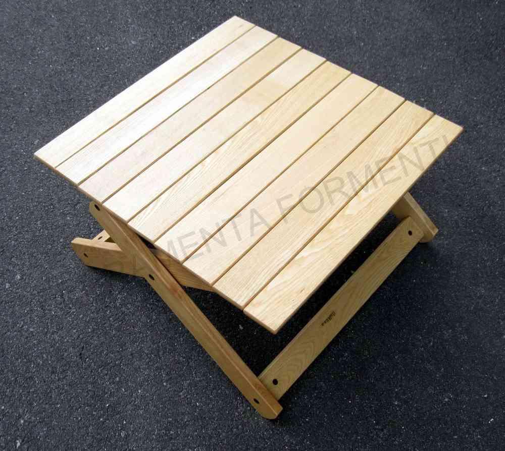 Reguitti Tavoli Da Giardino.Tavolino Rettangolare Giardino In Legno Frassino Naturale Reguitti