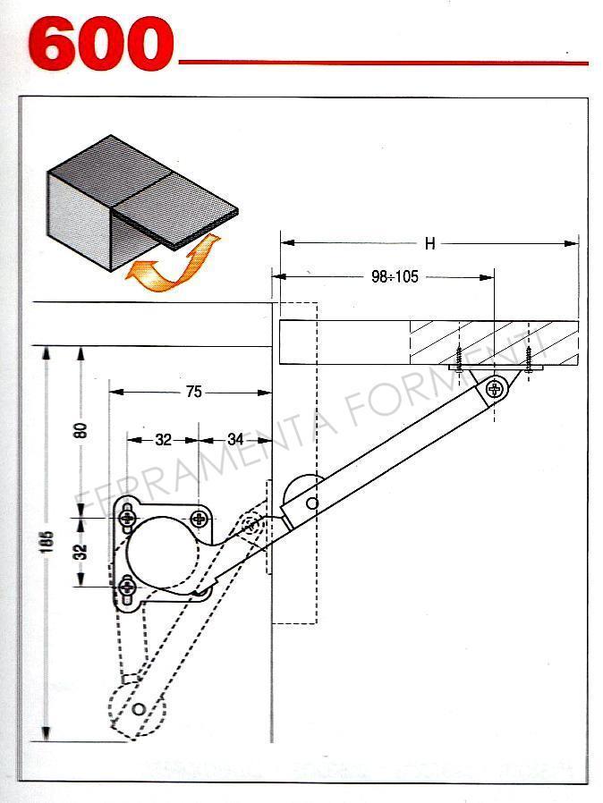 TECE Valvola di riempimento F 10 per sciacquoni sopra intonaco e sotto intonaco