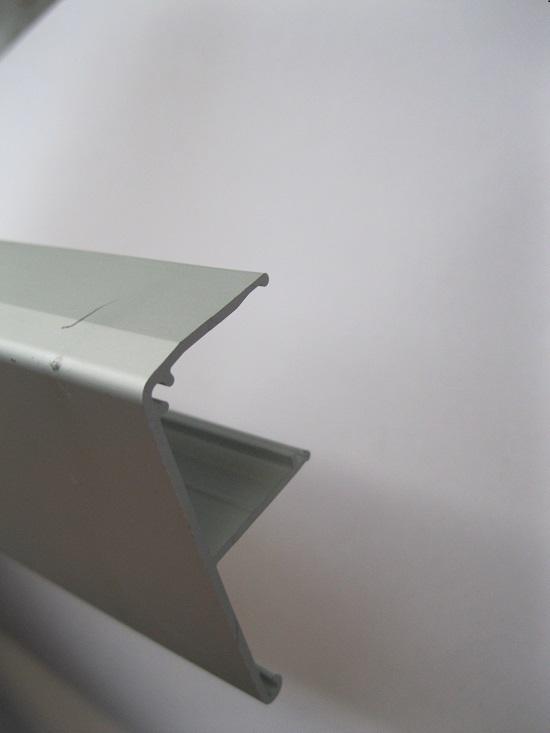 binario per porta scorrevole Terno art.1280AF - portata 80kg/metro ...