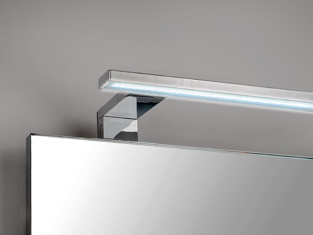 Aquarius lampada led per specchio bagno 80 cm for Lampada led per specchio bagno