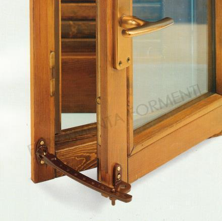 The opening adjuster for one or two leaf windows - choose color