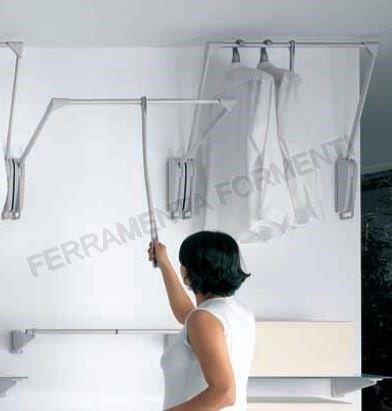 Servetto Appendiabiti.Walk In Closet Lift And Storage Fittings Servetto
