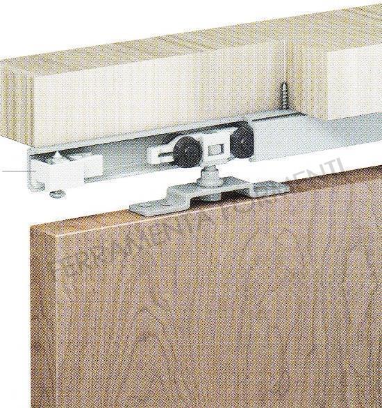 kit porta scorrevole in legno omge 1390 40 kg formenti store