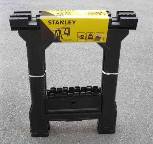 Couple of stands Stanley, capacity 362kg 800lb a pair, 79cm high, cost for 2 pcs