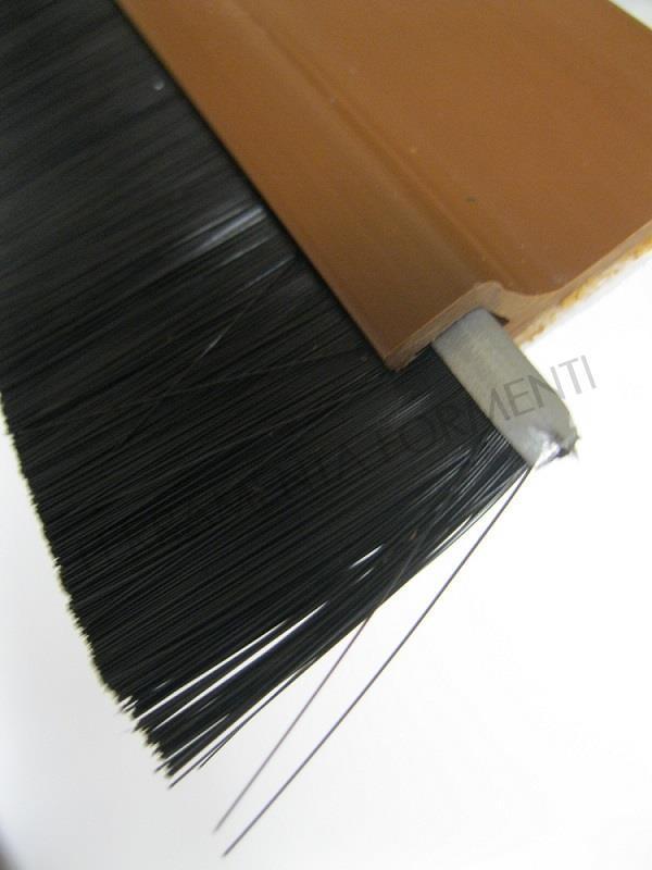 Spazzolino parapolvere paraspifferi adesivo per porte, cm ...